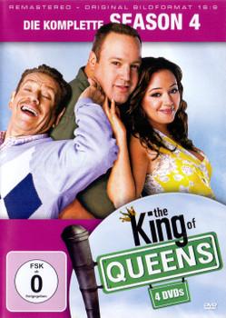 The King of Queens: Die komplette Season 4 [4 DVD]