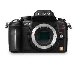Panasonic Lumix DMC-GH2 noir