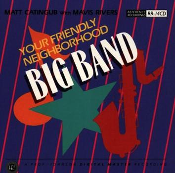 Neighborhood Big Band - Your Friendly Neighborhood