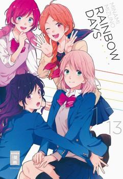 Rainbow Days 13 - Minami Mizuno  [Taschenbuch]