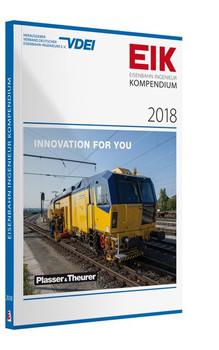EIK 2018 - Eisenbahn Ingenieur Kompendium [Taschenbuch]