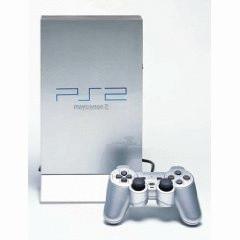 Sony PlayStation 2 zilver + Controller