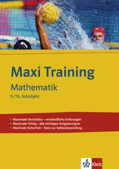 Maxi Training Mathematik 9/10