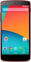 LG Google Nexus 5 32GB rojo