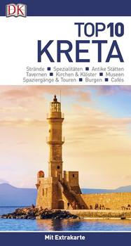 Top 10 Reiseführer Kreta. mit Extrakarte und kulinarischem Sprachführer zum Herausnehmen [Taschenbuch]