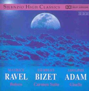 London Festival Orchestra & Nü - Ravel / Bizet Bolero / Carmen