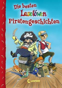 Die besten Leselöwen-Piratengeschichten