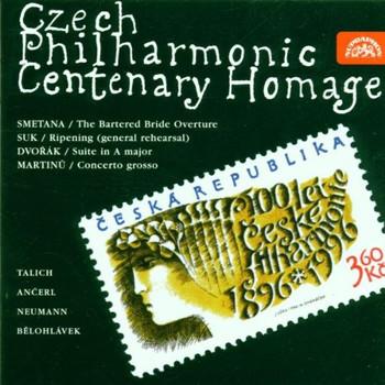Ancerl - Hundert Jahre Tschechische Philharmonie (1896-1996)