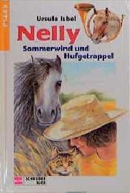 Nelly, Bd.3, Sommerwind und Hufgetrappel - Ursula Isbel