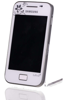 Samsung S5830 Galaxy Ace 158MB [La Fleur Edition] wit