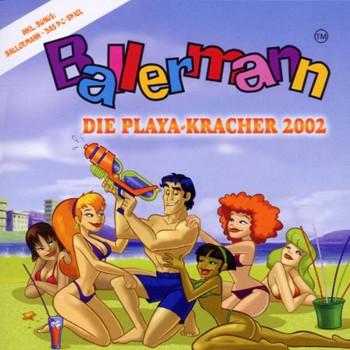 Various - Ballermann 2002 die Playa Hits