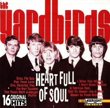 the Yardbirds - Yardbirds-Heart Full of Soul