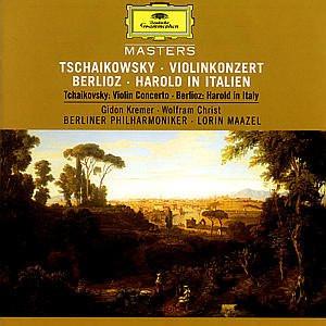 Kremer - Violinkonzert / Harold in Italien