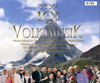 Various - Top 101 der Volksmusik