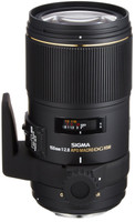 Sigma 150 mm F2.8 APO DG EX HSM OS Macro 72 mm Objectif (adapté à Sigma SA) noir