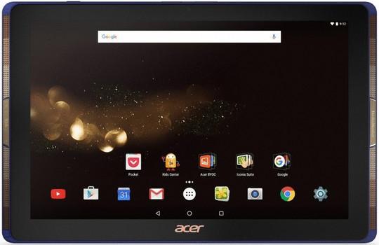 Acer Iconia Tab 10 A3-A40 32 Go eMMC [Wi-Fi] bleu marin