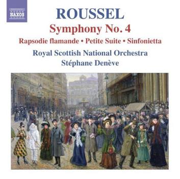 Deneve - Sinfonie 4/Rapsodie Flamande