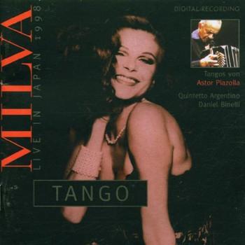 Milva - El Tango de Astor Piazzolla (Live In Japan 1998)
