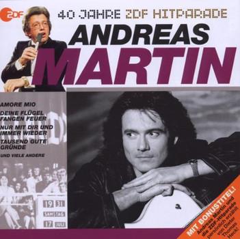 Andreas Martin - Das Beste aus 40 Jahren Hitparade