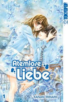 Atemlose Liebe 01 - Kanan Minami  [Taschenbuch]