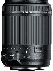 Tamron 18-200 mm F3.5-6.3 Di VC II 62 mm Obiettivo (compatible con Nikon F) nero
