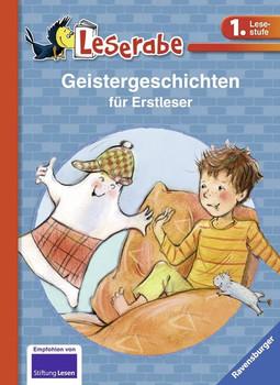 Geistergeschichten für Erstleser - Katja Königsberg  [Gebundene Ausgabe]