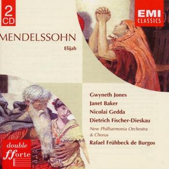 Dietrich Fischer-Dieskau - Mendelssohn-Bartholdy: Elias (Gesamtaufnahme) (Englische Version)