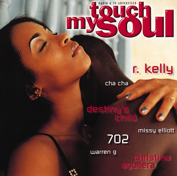 Various - Touch My Soul - The Finest Of Black Music 2000 Vol. 1