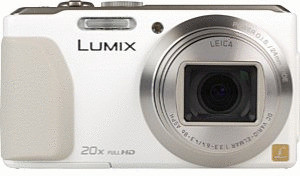Panasonic Lumix DMC-TZ41 blanc