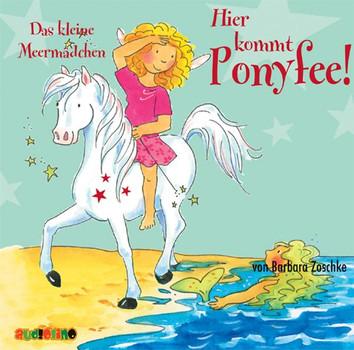 Hier kommt Ponyfee 08. Das kleine Meermädchen