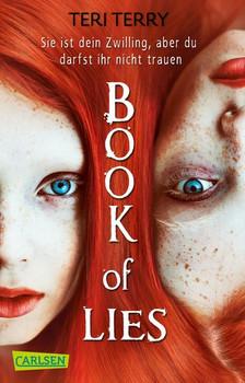 Book of Lies - Teri Terry  [Taschenbuch]