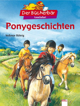 Ponygeschichten - Volkmar Röhrig