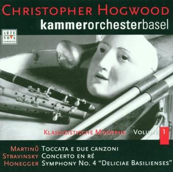 Christopher Hogwood - 1/Klassizistische Moderne