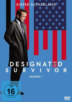 Designated Survivor - Season 1 [5 DVDs]