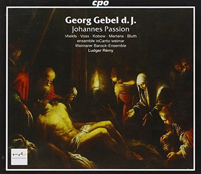 G. Gebel - Johannes Passion