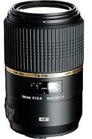 Tamron SP 90 mm F2.8 Di USD Macro 1:1 58 mm filter (geschikt voor Sony A-mount) zwart