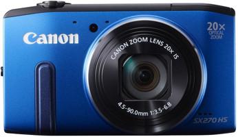 Canon PowerShot SX 270 HS azul
