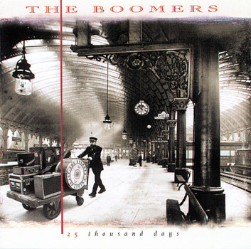 the Boomers - 25 Thousand Days