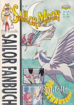 Sailor Moon: Nr. 16 - Das offizielle Fanbuch - Pegasus [Taschenbuch]