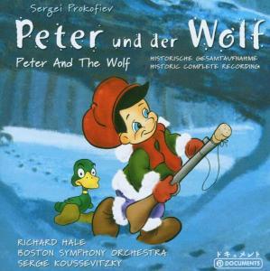 Sergey Koussevitzky - Peter und der Wolf