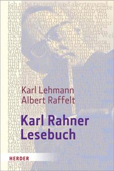 Karl Rahner-Lesebuch - Karl Rahner