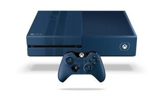 Microsoft Xbox One blu 1TB [Special Forza Motorsport 6 Edition controller wireless incluso, console senza gioco] blu
