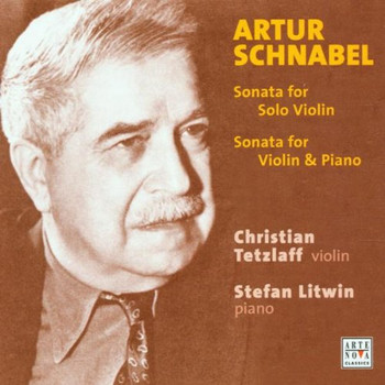Tetzlaff - Sonaten für Violine & Klavier