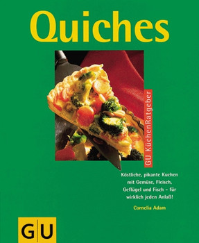 Quiches - Cornelia Adam