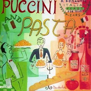 Various - Puccini & Pasta