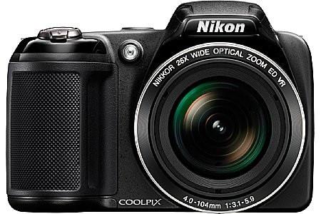Nikon Coolpix L330 negro