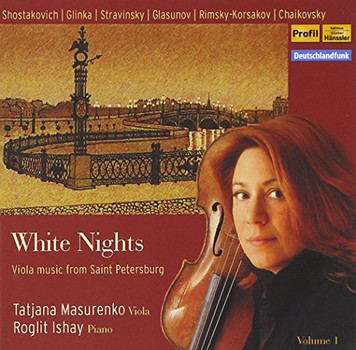 Tatjana Masurenko - White Nights Vol.1