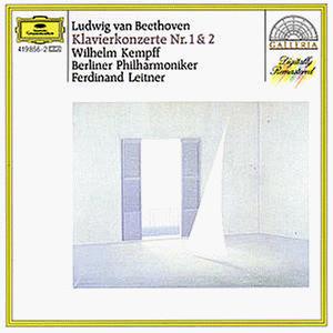 Wilhelm Kempff - Klavierkonzerte Nr. 1 und 2