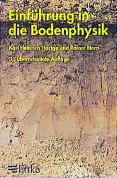 Einführung in die Bodenphysik - Rainer Horn  [Gebundene Ausgabe]