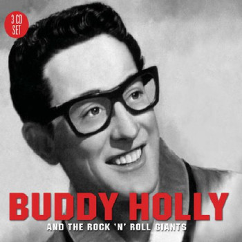 Buddy Holly - And the Rock'N'Roll Giants